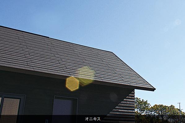 屋根材 ディーズルーフィング オニキス